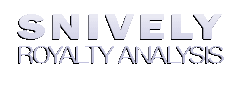 Snively  Royalty  Analysis   LLC